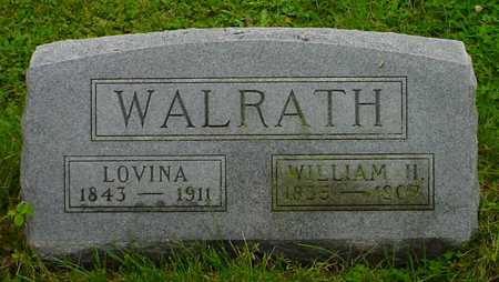 WALRATH, LOVINA - Boone County, Iowa | LOVINA WALRATH