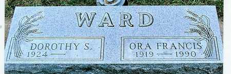 WARD, DOROTHY S. - Boone County, Iowa | DOROTHY S. WARD