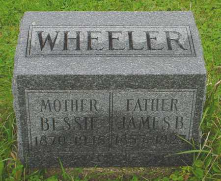WHEELER, JAMES B. - Boone County, Iowa | JAMES B. WHEELER