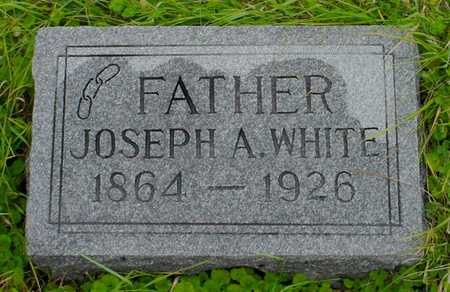 WHITE, JOSEPH A. - Boone County, Iowa | JOSEPH A. WHITE