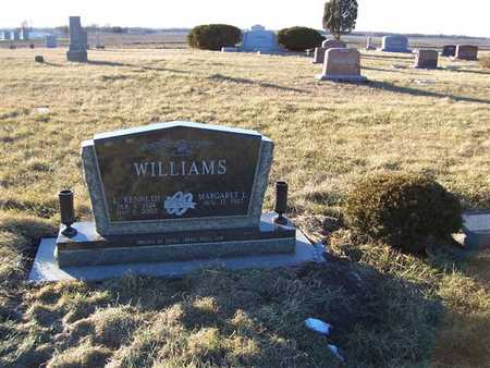 WILLIAMS,  L.KENNETH - Boone County, Iowa |  L.KENNETH WILLIAMS