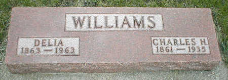 WILLIAMS, DELIA - Boone County, Iowa | DELIA WILLIAMS