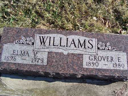 WILLIAMS, GROVER E. - Boone County, Iowa | GROVER E. WILLIAMS