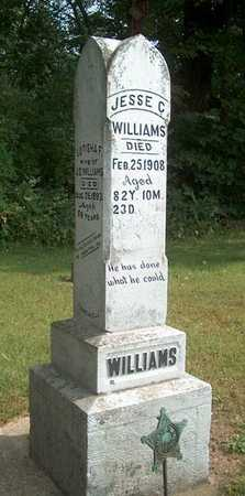 WILLIAMS, JESSE C. - Boone County, Iowa | JESSE C. WILLIAMS