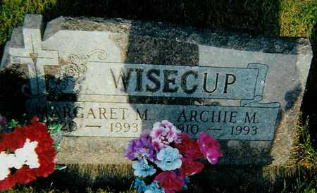 WISECUP, ARCHIE M. - Boone County, Iowa | ARCHIE M. WISECUP