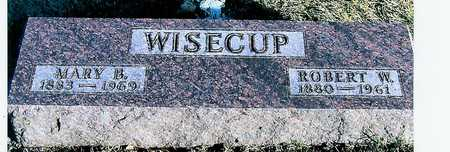 WISECUP, MARY B. - Boone County, Iowa | MARY B. WISECUP