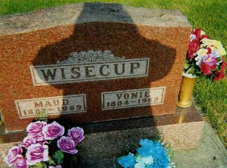 WISECUP, MAUD - Boone County, Iowa | MAUD WISECUP