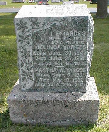 YARGAS, MELINDA - Boone County, Iowa | MELINDA YARGAS