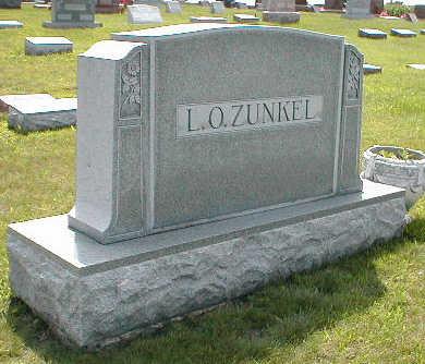 ZUNKEL, FAMILY - Boone County, Iowa | FAMILY ZUNKEL