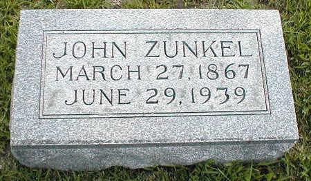 ZUNKEL, JOHN - Boone County, Iowa | JOHN ZUNKEL