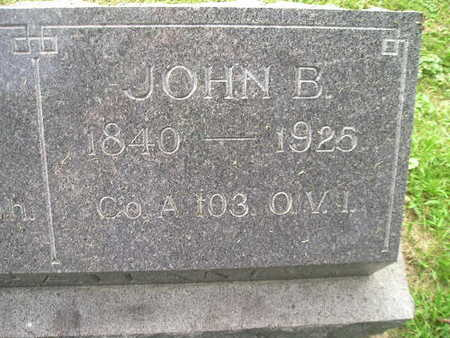ABRAHAM, JOHN - Bremer County, Iowa | JOHN ABRAHAM