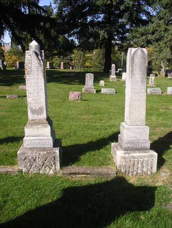 ACKMANN, CONRAD, SOPHIA - Bremer County, Iowa | CONRAD, SOPHIA ACKMANN