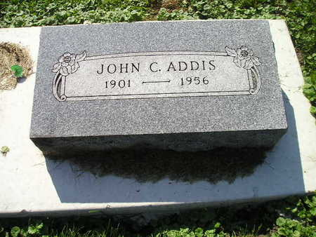 ADDIS, JOHN C - Bremer County, Iowa | JOHN C ADDIS