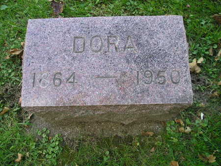 ALBRIGHT, DORA - Bremer County, Iowa | DORA ALBRIGHT