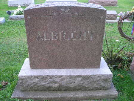 ALBRIGHT, DORA, AUGUST, EDWARD - Bremer County, Iowa | DORA, AUGUST, EDWARD ALBRIGHT