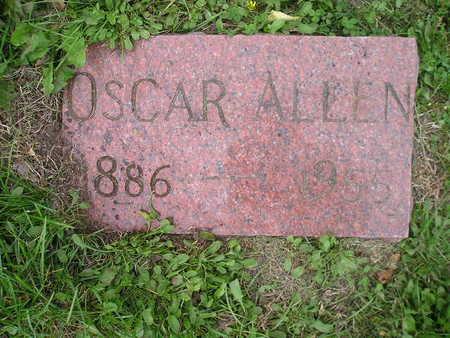 ALLEN, OSCAR - Bremer County, Iowa | OSCAR ALLEN