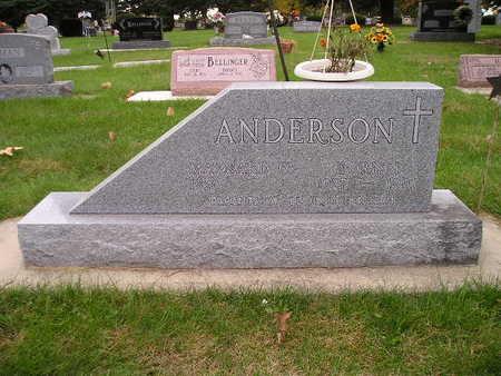 ANDERSON, MAYNARD C - Bremer County, Iowa | MAYNARD C ANDERSON
