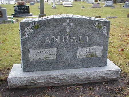 ANHALT, ANNA - Bremer County, Iowa | ANNA ANHALT
