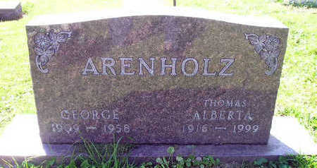 ARENHOLZ, THOMAS - Bremer County, Iowa | THOMAS ARENHOLZ