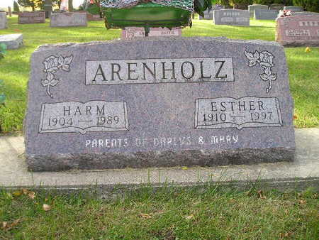 ARENHOLZ, HARM - Bremer County, Iowa | HARM ARENHOLZ
