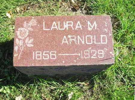 ARNOLD, LAURA M - Bremer County, Iowa | LAURA M ARNOLD