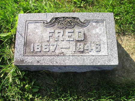ARNS, FRED - Bremer County, Iowa | FRED ARNS