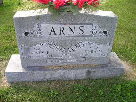 ARNS, HARVEY F - Bremer County, Iowa | HARVEY F ARNS