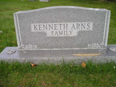 ARNS, KENNETH FAMILY - Bremer County, Iowa | KENNETH FAMILY ARNS