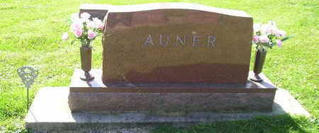BUNDY AUNER, ALICE S - Bremer County, Iowa | ALICE S BUNDY AUNER