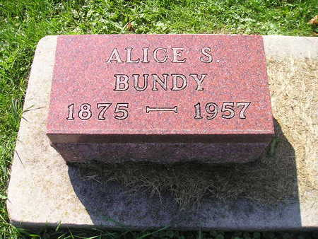 AUNER, ALICE S - Bremer County, Iowa | ALICE S AUNER