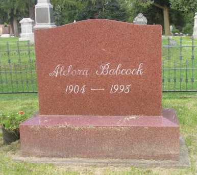 BABCOCK, ALBERT - Bremer County, Iowa | ALBERT BABCOCK