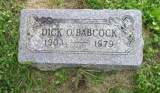 BABCOCK, DICK - Bremer County, Iowa | DICK BABCOCK