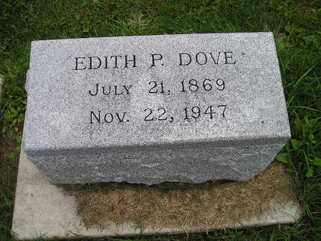 DOVE BABCOCK, EDITH P - Bremer County, Iowa | EDITH P DOVE BABCOCK