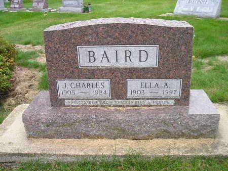 BAIRD, J CHARLES - Bremer County, Iowa | J CHARLES BAIRD