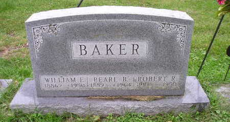 BAKER, WILLIAM F - Bremer County, Iowa | WILLIAM F BAKER