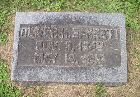 BARRETT, OLIVER H - Bremer County, Iowa | OLIVER H BARRETT