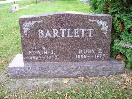 BARTLETT, EDWIN J - Bremer County, Iowa | EDWIN J BARTLETT