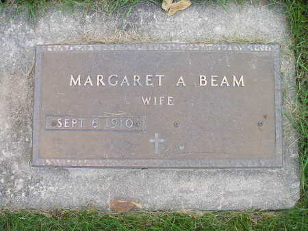 BEAM, MARGARET A - Bremer County, Iowa | MARGARET A BEAM