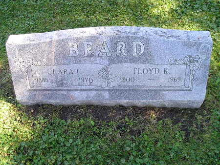 BEARD, CLARA C - Bremer County, Iowa | CLARA C BEARD
