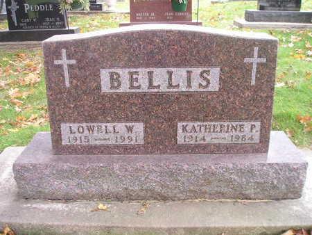 BELLIS, KATHERINE P - Bremer County, Iowa | KATHERINE P BELLIS