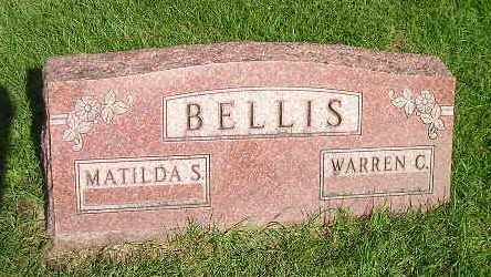 BELLIS, WARREN C. - Bremer County, Iowa | WARREN C. BELLIS