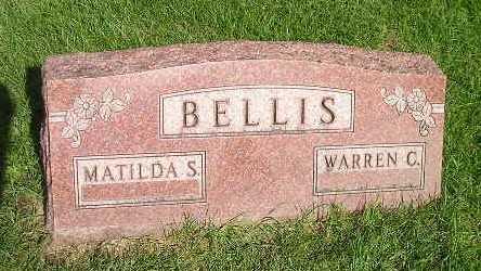BELLIS, MATILDA - Bremer County, Iowa | MATILDA BELLIS