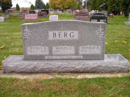 BERG, MARLYS C - Bremer County, Iowa | MARLYS C BERG