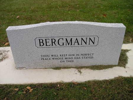 BERGMANN, ARDIS, ARLIE - Bremer County, Iowa | ARDIS, ARLIE BERGMANN