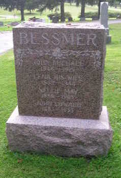 BESSINER, NELLIE - Bremer County, Iowa | NELLIE BESSINER