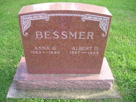 BESSMER, ALBERT D - Bremer County, Iowa | ALBERT D BESSMER
