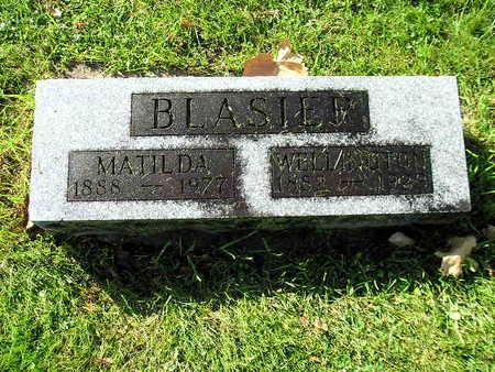 BLASIER, WELLINGTON - Bremer County, Iowa | WELLINGTON BLASIER