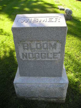 NOGGLE, FAMILY - Bremer County, Iowa | FAMILY NOGGLE