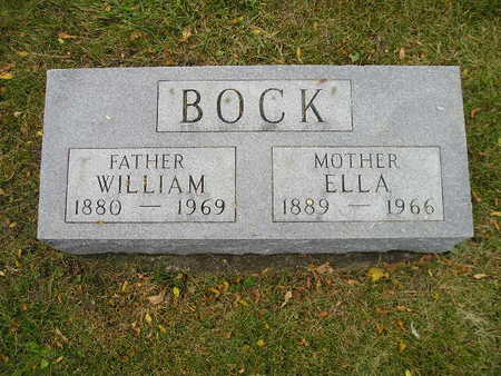 BOCK, WILLIAM - Bremer County, Iowa | WILLIAM BOCK