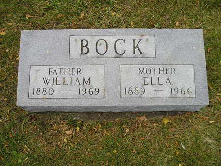 BOCK, ELLA - Bremer County, Iowa | ELLA BOCK